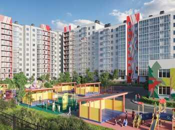 Собственный детский сад на 80 мест